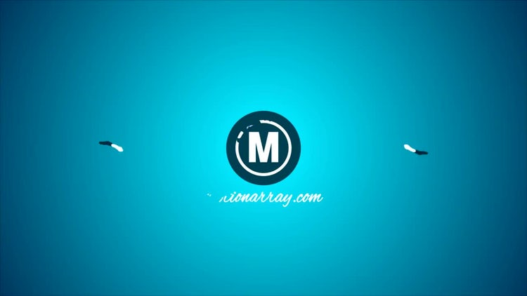 Quick Liquid Logo: After Effects Templates