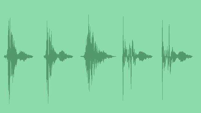 Arrow: Sound Effects