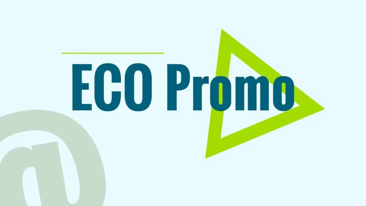 Ecology - ECO Promo: After Effects Templates