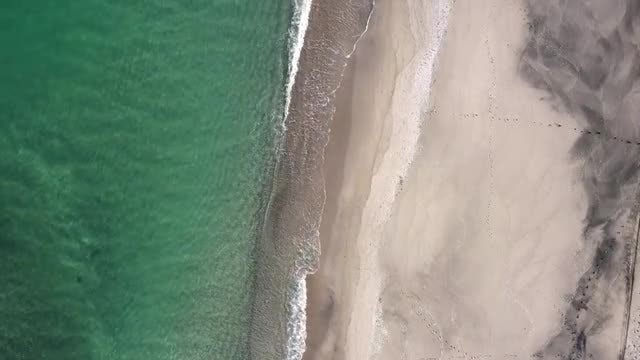 The Beach: Stock Video