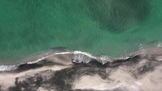 Turquoise Beach: Stock Video