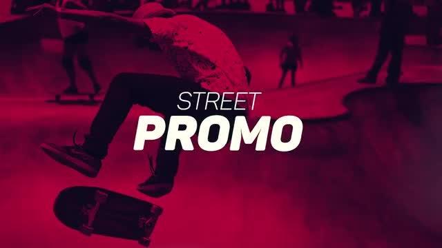 Street Promo: Premiere Pro Templates
