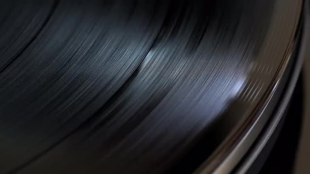 Vinyl Record: Stock Video