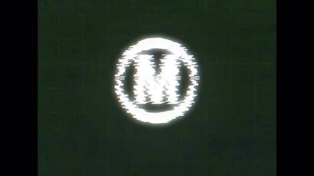 VHS Glitch Logo: Premiere Pro Templates