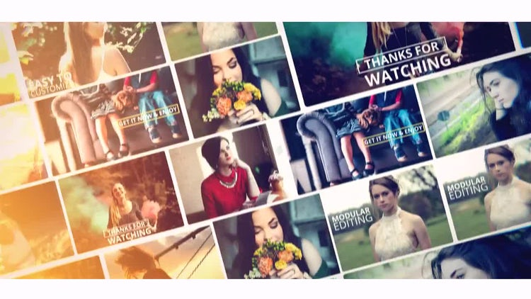 Stylish Quick Opener: After Effects Templates