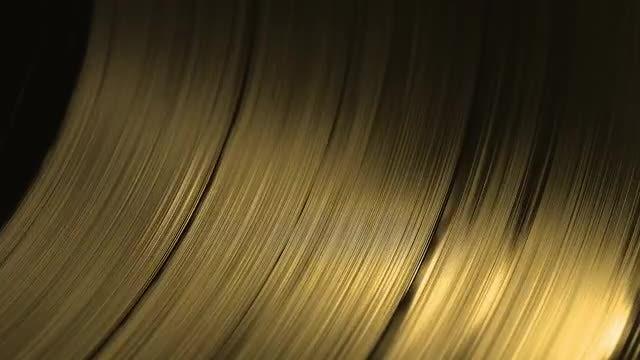 Vinyl Record: Stock Video