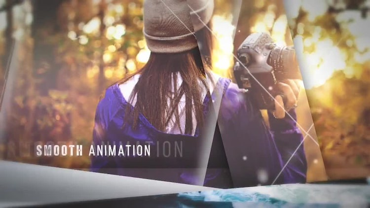 Inspiring Slides: After Effects Templates