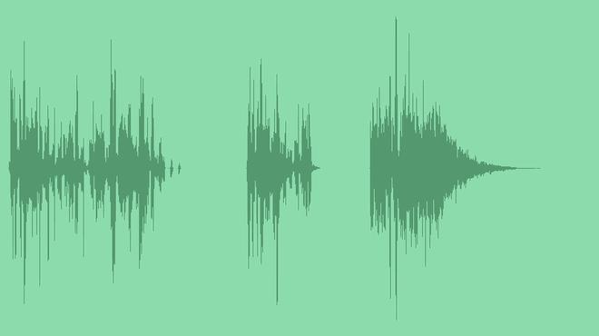 Glitch Logo SFX: Sound Effects
