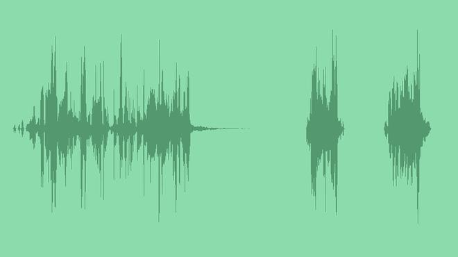 Glitch Intro Logo SFX: Sound Effects