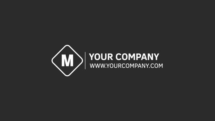 Clean Logo Reveal: Premiere Pro Templates