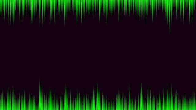 Music Wave 4K Background: Stock Motion Graphics