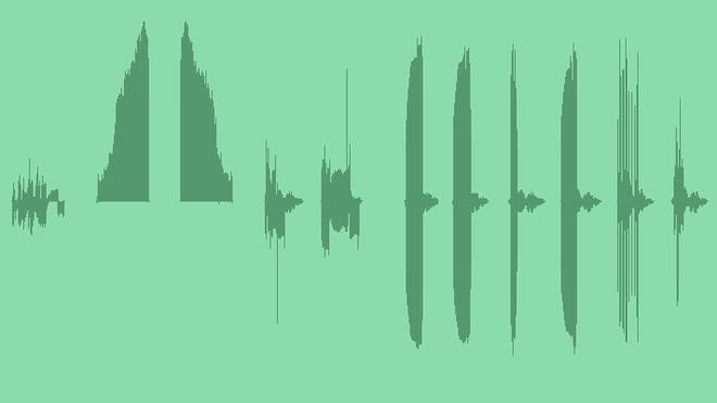 Glitch Sound FX Pack: Sound Effects