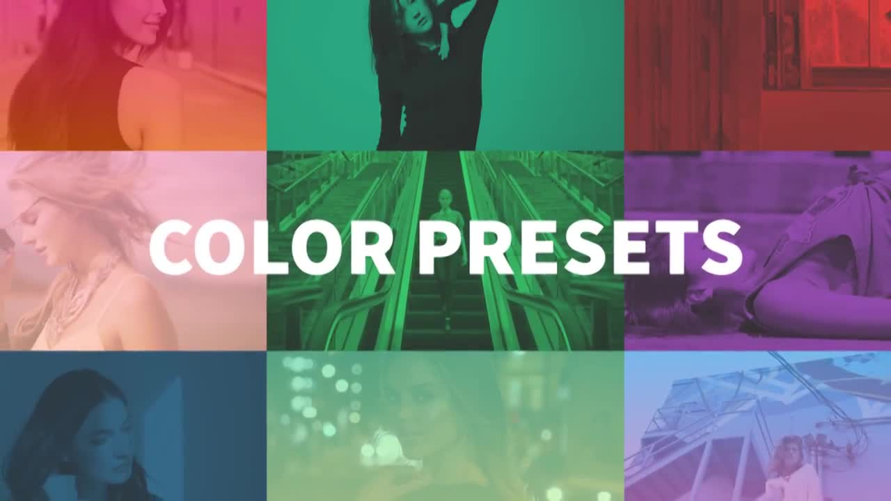 Color Presets 187563 + Music