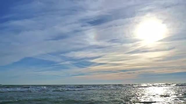 The Beach: Stock Video