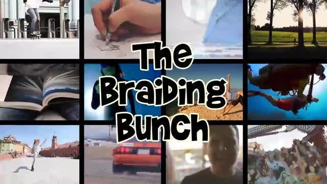 The Braiding Bunch Intro: After Effects Templates