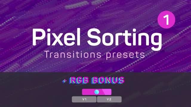 Pixel Sorting 1: Premiere Pro Presets