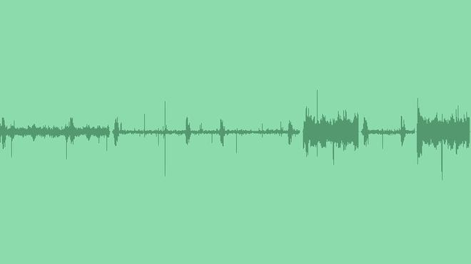 The Vinyl Noise: Sound Effects