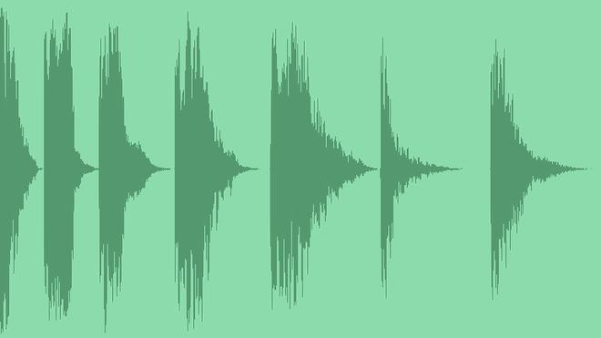 Dark Impacts: Sound Effects
