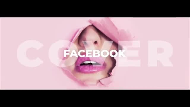 Facebook Cover: After Effects Templates