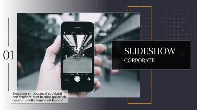 Promo Corporate - Presentation: After Effects Templates