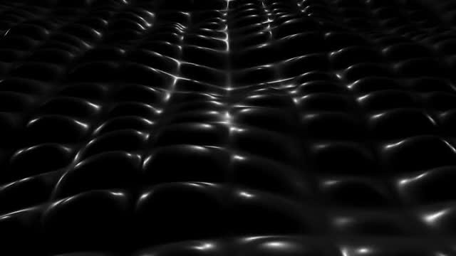 Black Rubber Backgrounds: Stock Motion Graphics