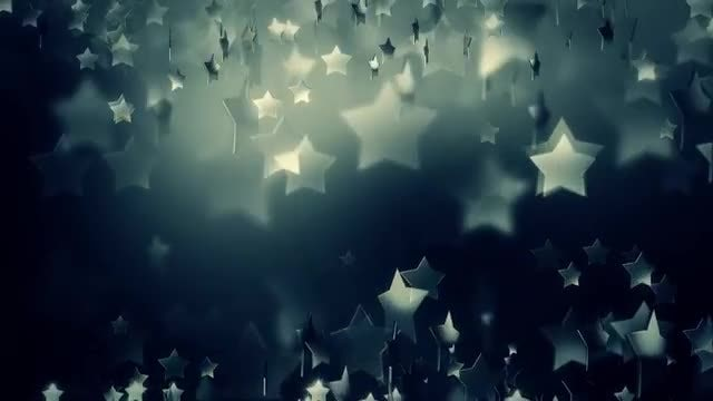 Stars Background: Stock Motion Graphics