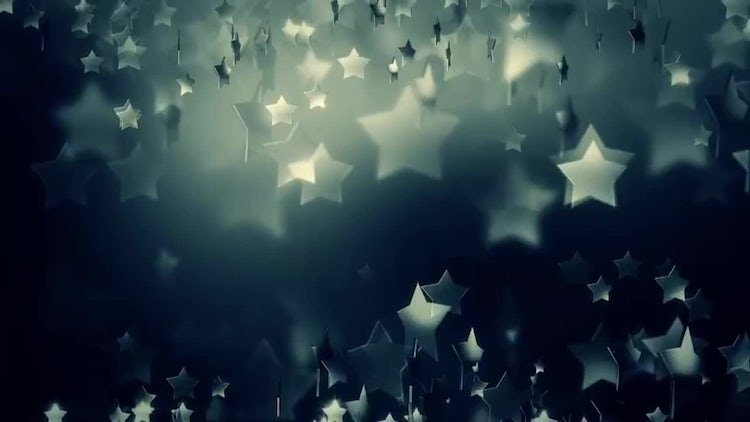 Stars Background: Motion Graphics