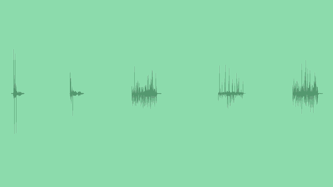 Submachine Gun: Sound Effects