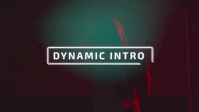 Super Dynamic Intro: After Effects Templates