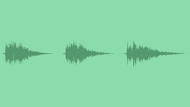 Machine Shutdown: Sound Effects