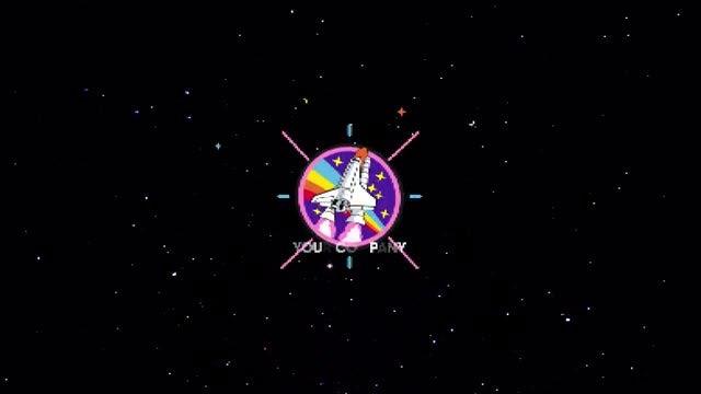 Minimal 8-Bit Logo: After Effects Templates