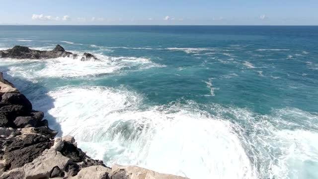 Ocean View: Stock Video