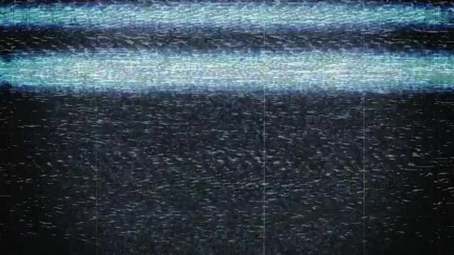 VHS Overlay Background: Stock Motion Graphics