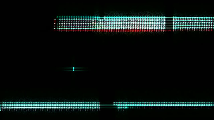Glitch Transitions: Stock Motion Graphics