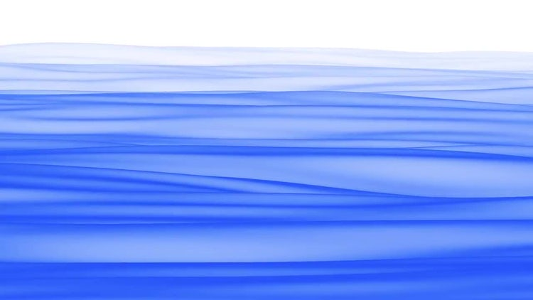 Blue Ripples: Motion Graphics