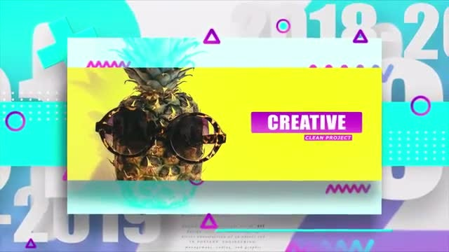 4K Clean Intro Opener - Slideshow: After Effects Templates
