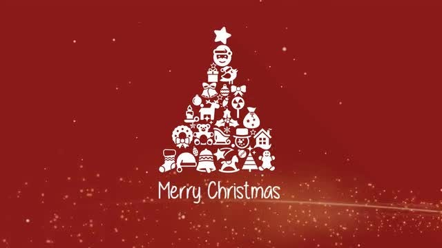 Christmas Collages: Stock Motion Graphics