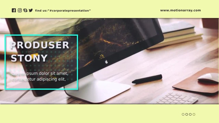 Slides Promo: After Effects Templates