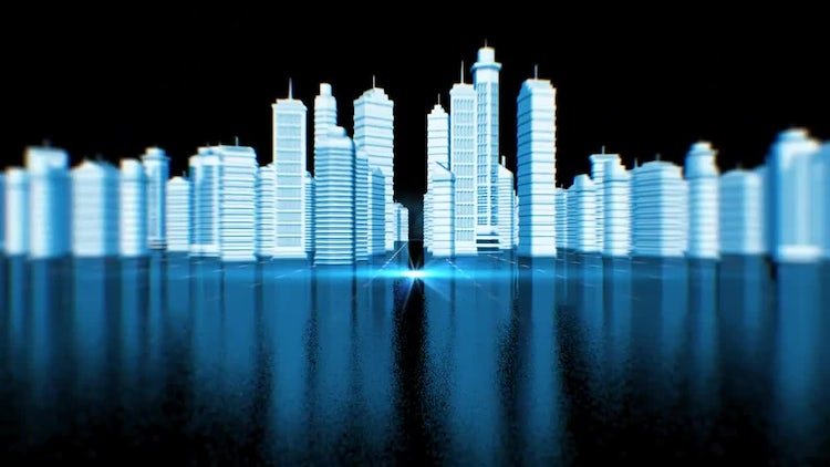 City Logo: After Effects Templates