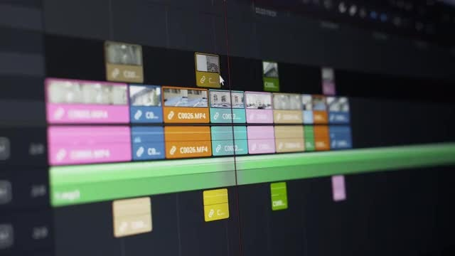 Video Editing: Stock Video