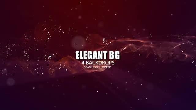 Elegant Backdrop Pack: Stock Motion Graphics