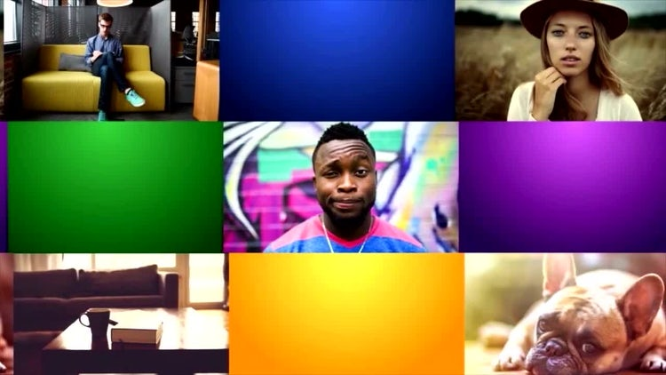 Dynamic Clean Opener: After Effects Templates