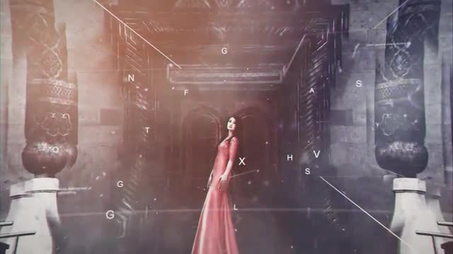 Inspire Slideshow II: After Effects Templates