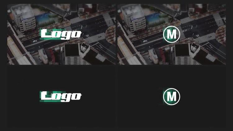 Preloader Logo Reveal: After Effects Templates