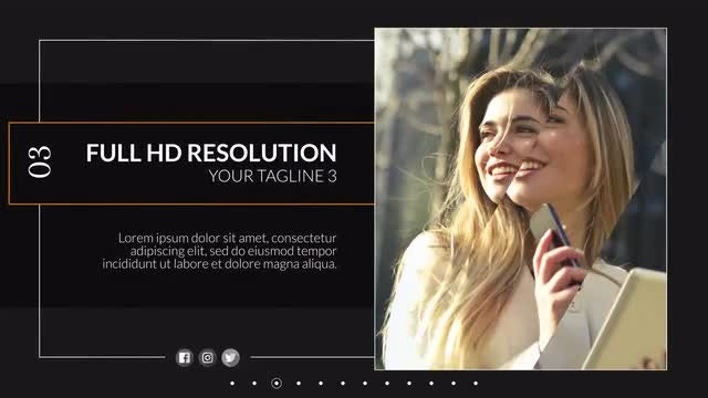 Business Smooth - Slideshow: After Effects Templates