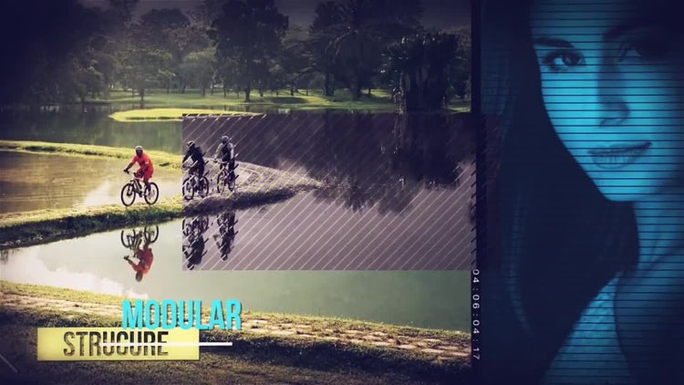 Dubstep Slideshow: After Effects Templates