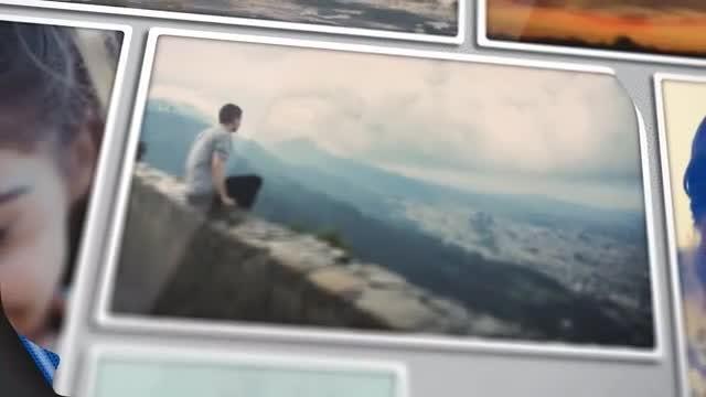 Flip Slides: After Effects Templates