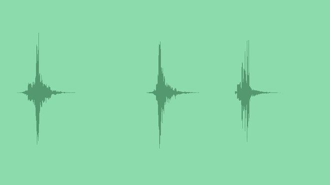 Digital Glitch Transition: Sound Effects