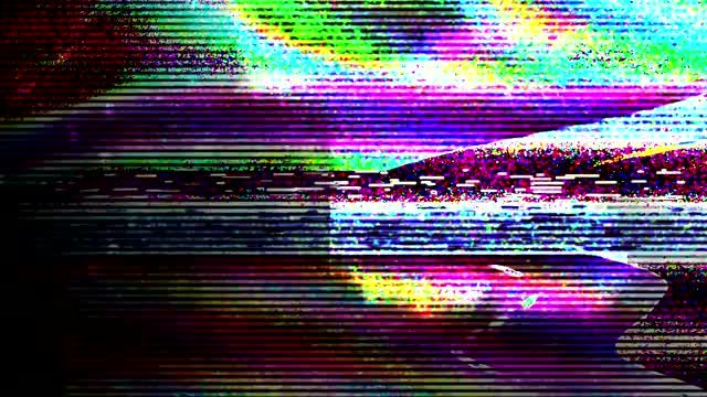 Bad TV Transitions: Stock Motion Graphics
