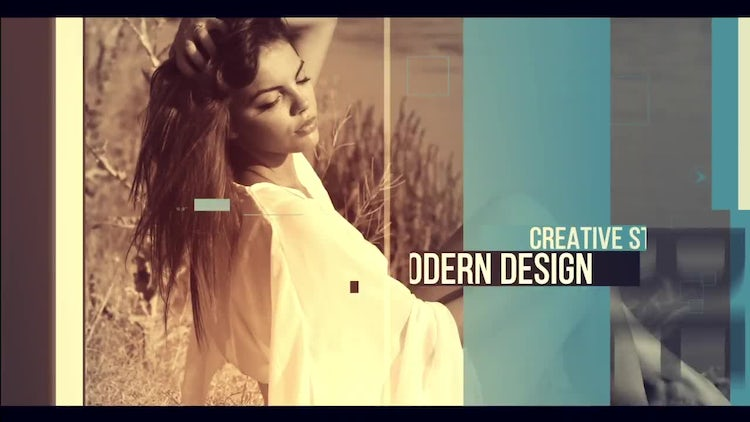 Elegant Slides: After Effects Templates